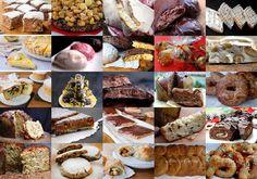 Dolci di Natale 2015 ricette tipiche italiane e straniere, facili, idee veloci, dolci dal mondo, ricette anche per bambini, per intolleranti, senza glutine o lattosio
