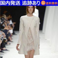SS☆ランウェイ☆ジョセフィーヌ ノーカラーコート☆ニナリッチ