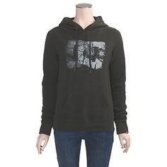DC Shoes Womens Cimmaron Hoodie Sweatshirt jumper pullover
