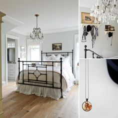 French Farmhouse Bedroom Style Inspiration