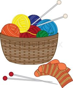 knitting needles clip art free knitting projects yarn stamps and rh pinterest com knitting clip art images knitting clip art free images