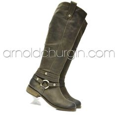 Arnold Churgin style in 4 colours! Fall Flats, Chur, Easy Rider, Pretty Shoes, Riding Boots, Shoe Boots, Colours, Heels, Bags