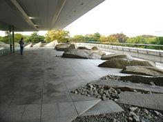 Canada's hanging garden of stone in Japan