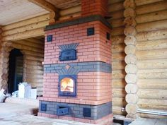 Russian Wood Stoves (Masonry Stoves) - Home Energy Pros