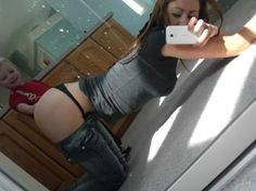 Inappropriate Selfies Taken At Awkward Moments