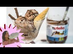 Gelato alla Nutella® - YouTube
