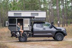 Trail running pick up camper, bus camper, remodeled campers, jeep ca. Mercedes Sprinter Camper, Renault Kangoo Camper, Opel Vivaro Camper, Iveco Daily Camper, Toyota Camper, Toyota Trucks, Toyota Motorhome, Mercedes 4x4, Kombi Camper