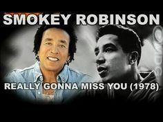 SMOKEY ROBINSON - REALLY GONNA MISS YOU (1978) (with lyrics)