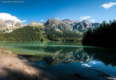 Anterselva Lake by diego de miranda on 500px