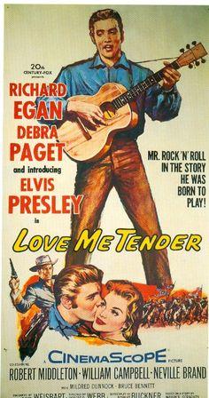 *****Love Me Tender (1956) #1