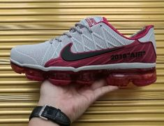 d838f8c587ae Nike Air Max 2018.2 KPU Men shoes Gray Red