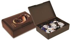 Guylian Chocolates 3 Guylian lunchboxes stuffed with Temptations  ~