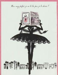 Le Mag préféré de la petite robe noire de Guerlain. ....