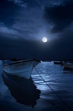 Amazing World, Blue Moon, Good night