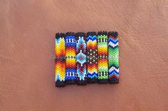 Native American Beaded Fan Tubes  RESERVED listing by CheyenneNoon.etsy.com