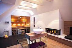 Dachbodenausbau : modernes Spa von schulz.rooms