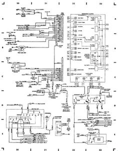 engine bay schematic showing major electrical ground points for 4 0l1998 jeep grand transmission wiring diagram post date 07 dec 2018(78)