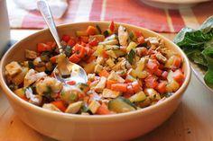 Wholesome Dinner Tonight: Fast Chicken Lettuce Wraps {Gluten Free}