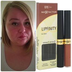 #lipstic, #makeup, #nude, #maxfactor
