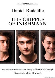 Daniel Radcliffemakes a triumphant return to Broadway in Martin McDonagh's riotous comedy directed by Tony® award winner Michael Grandage. #Broadway