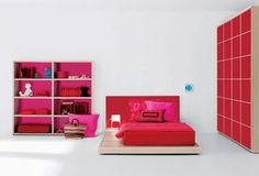 Present Day Cool Girl Teenage Space Decorating Concepts - http://www.decoratingo.com/present-day-cool-girl-teenage-space-decorating-concepts/ #HomeDesigning
