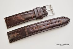 #leather #watchstrap Business inquiries & orders at:  ~ christianstraps@gmail.com or cureledeceas@gmail.com   ~ Whatsapp: +40 737 472 022   ~~Instagram: christianstraps Fossil, Christian, Watches, Business, Leather, Accessories, Instagram, Tag Watches, Christians