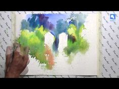 Wet in wet technique 4 - by Milind Milick
