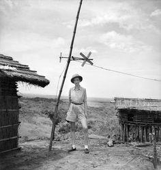 Annemarie Schwarzenbach, Bas Congo, 1942
