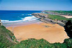 Playas de Cantabria: Antuerta  #Cantabria #Spain