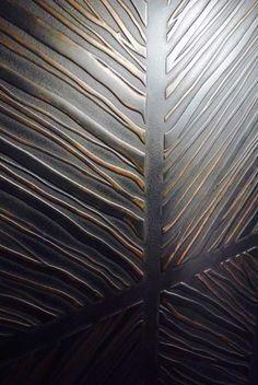 Vision Of Splendor — Based Upon ~ Metal Storytelling Textures Murales, Pattern Texture, Metal Texture, Door Texture, Wall Finishes, Metal Finishes, Interior Walls, Interior Design, Wall Treatments
