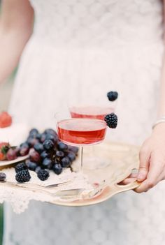 Triple Berry Ombre Cocktail: http://www.stylemepretty.com/living/2015/07/01/the-prettiest-patriotic-cocktails-for-the-4th-of-july/