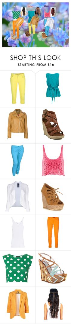 """""""Shake it up spring"""" by glee2shake ❤ liked on Polyvore featuring Dondup, 2Love TonyCohen, Etro, Dolce Vita, Old Navy, H&M, Giorgio Armani, Miss Selfridge, James Perse and Ralph Lauren Blue Label"""