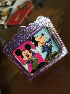 Hong Kong Disneyland is a pin collector paradise!