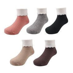 Baby Girls Warm Socks Infant Cashmere Crew Socks Low Cut Sports Socks for for *** You can obtain extra details at the photo web link. (This is an affiliate link). Baby Girl Socks, Girls Socks, Baby Girls, Sports Socks, Warm Socks, Crew Socks, Fashion Brands, Cashmere, Infant