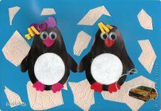 Pinguin knutselen met kleuters