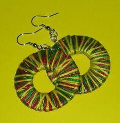 'Jamaica Jamaica' Earrings