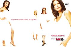 Desperate housewives - Yes I AM per Fox Fox Tv, Desperate Housewives, Movies, Movie Posters, Film Poster, Films, Popcorn Posters, Film Posters, Movie Quotes