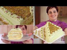 TORTA FURBA AL PISTACCHIO Ricetta facile - Pistachio Cake Easy Recipe - YouTube