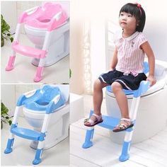 Baby Toddler Potty Toilet Trainer Safety Chair