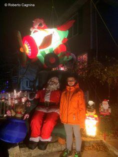 dicembre tour delle luci di Natale a New York