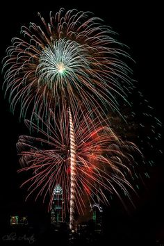 july 4th fireworks uptown charlotte nc