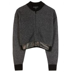 mytheresa.com - Wool and cashmere-blend jacket - Luxury Fashion for Women / Designer clothing, shoes, bags