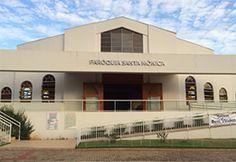 Paróquia Santa Mônica (Jd Santa Mônica) - Londrina