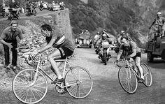 Alpe d'Huez, Fausto Coppi