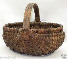 old egg basket.
