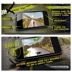 #TipTuesday to all you DHX newbies! Tuck and Brake controls, as well as how to DRIFT around those corners giving you the edge over the competition.  http://www.distinctivegames.com/?page_id=63&game=18    #DHX #Downhill #xtreme #extreme #tutorial #mobile #games #longboard #longboarding #ios #android #video #race #racing #win #competition