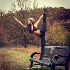 Incredible flexibility