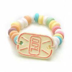 Retro Snoepgoed: snoephorloge