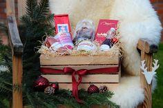 De Wiehnachts-Kist von Hofladenliebe   Weihnachtliche Spezialitäten aus Dithmarschen