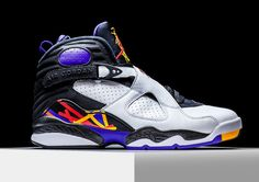 82970a82fe5 Amazon.com | Nike Jordan Men's Air Jordan 8 Retro Basketball Shoe |  Basketball